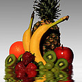 Fruity Reflections - Light by Shane Bechler