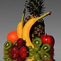 Fruity Reflections - Medium by Shane Bechler