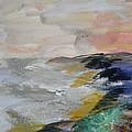 Ft. Ross Coastline by Edward Wolverton