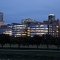 Ft. Worth Texas Skyline by Greg Kopriva
