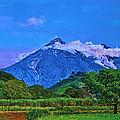 Fuego Volcano Guatamala by Deborah Boyd
