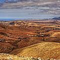 Fuerteventura Iterior Panorama by Julis Simo