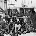 Fugitive Slaves, 1862 by Granger