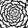 Full Bloom I I by Anita Lewis