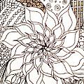Full Bloom V by Anita Lewis