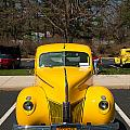 Full Frontal Yellow by Keith Swango