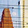 Full Moon In The City by Alice Gipson