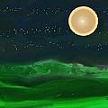 Full Moon by Lenore Senior