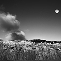 Full Moon Over Cape Cod by Diane Diederich