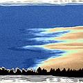 Full Moon Rising by Will Borden