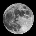 Full Moon by Robert Edgar