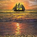 Full Sail by Debra and Dave Vanderlaan