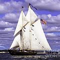 Full Sails Ahead by Joe Geraci