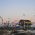 Fun At The Shore Seaside Park New Jersey by Terry DeLuco