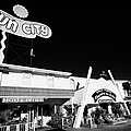 fun city motel and chapel of the bells wedding chapel on the strip Las Vegas Nevada USA by Joe Fox