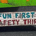 Fun First by Garry Gay
