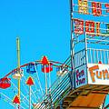 Fun Slide by Chanel Fernandez