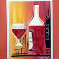 Fun Wine Time by Brenda Brown
