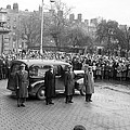 Funeral Of Sean South by Irish Photo Archive