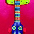 Funkadelic Guitar by John  Nolan
