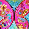 Funky Butterfly by Eloise Schneider Mote