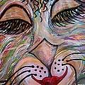 Funky Feline  by Eloise Schneider Mote
