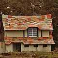 Funky House On 17 Mile Drive by Barbara Snyder