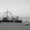Funtown Pier - Jersey Shore by Angie Tirado