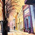Fuquay-varina Downtown by Ryan Fox