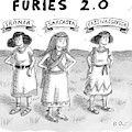Furies 2.0 -- Ironia by Roz Chast
