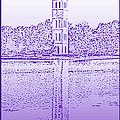 Furman Bell Tower by Greg Joens