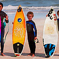 Future Surfing Champs by Alice Gipson