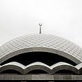 Futuristic Islamic Dome by Shaun Higson