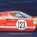 G T 40 by Robert Hooper