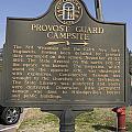 Ga-005-16 Provost Guard Campsite by Jason O Watson