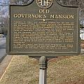 Ga-005-1b Old Governors Mansion by Jason O Watson