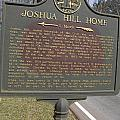 Ga-104-1 Joshua Hill Home by Jason O Watson