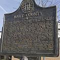 Ga-73-4 Hart County by Jason O Watson