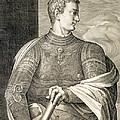 Gaius Caesar Caligula Emperor Of Rome by Titian