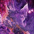 Galactic Angel - Rose by Julie Turner