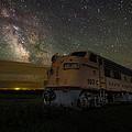 Galactic Express by Aaron J Groen