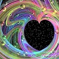 Galactic Love by Peggy Hughes