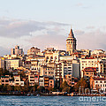 Galata Skyline 01 by Rick Piper Photography