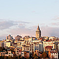 Galata Skyline 02 by Rick Piper Photography