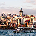 Galata Skyline 03 by Rick Piper Photography