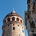 Galata Tower 03 by Rick Piper Photography