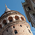 Galata Tower 04 by Rick Piper Photography