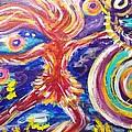 Galaxy Dancer by Jennifer Lombardo
