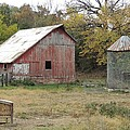 Galena Barn #17 by Todd Sherlock
