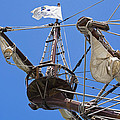 Galleon Lookout Nest by Kenneth Albin